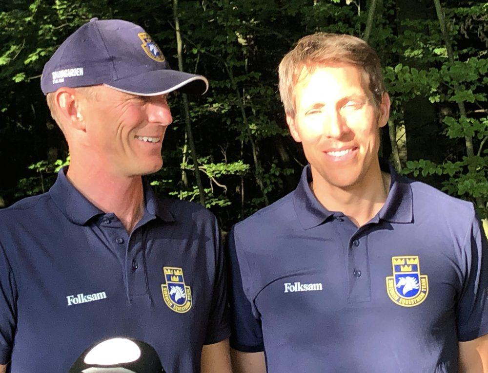 Peder och Henrik i EM-final